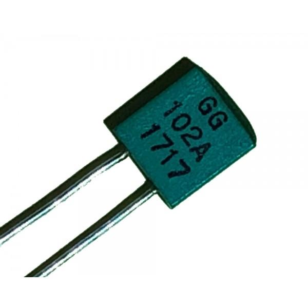General Resistance GG102 Squaristor Series