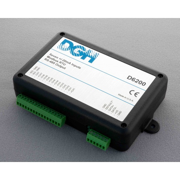 DGH D6500 Analog Voltage/Current Output Module