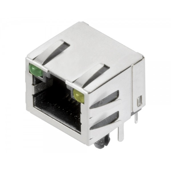 Weidmüller RJ45C5 T1U 2.8E4G/Y TY