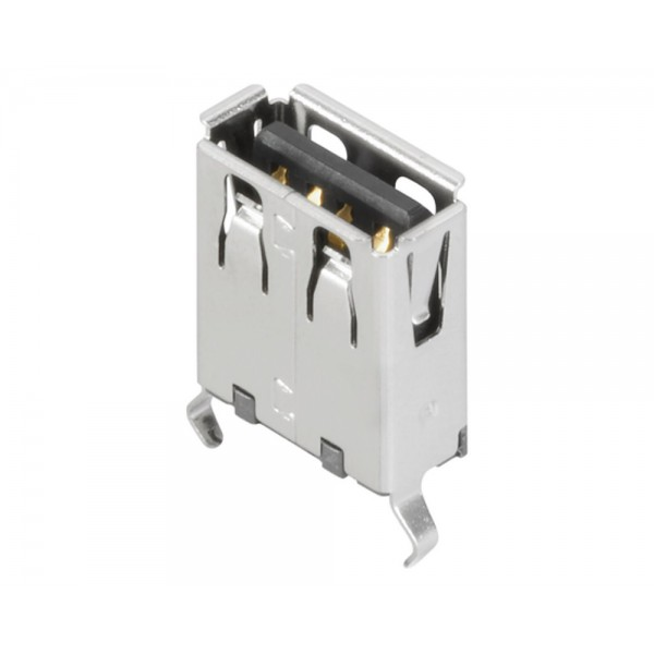 Weidmüller USB2.0A R1V 2.5N4 TY BK - 2563730000