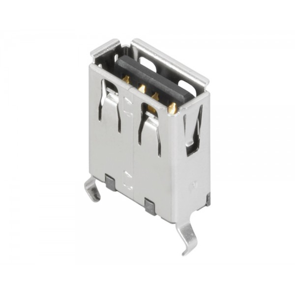 Weidmüller USB2.0A T1V 2.5N4 TY BK - 1985910000