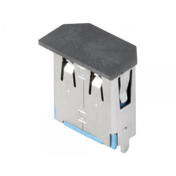 Weidmüller USB3.0A R1V 2.0N3 RL BL - 2562980000