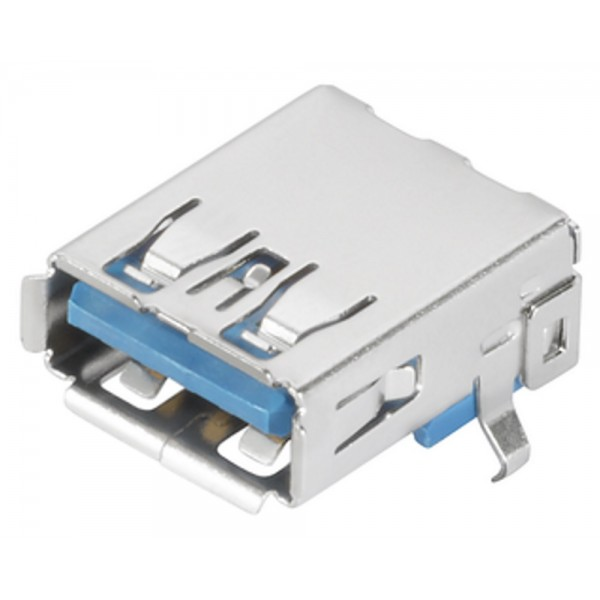 Weidmüller USB3.0A T1H 2.3N4 TY BL - 2563550000