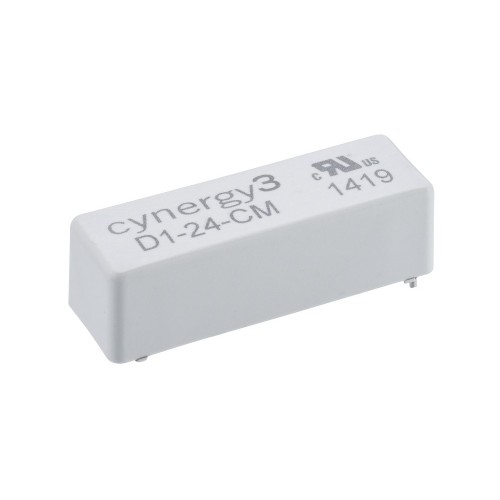 Cynergy3 D1 Form C (changeover) Relay Series
