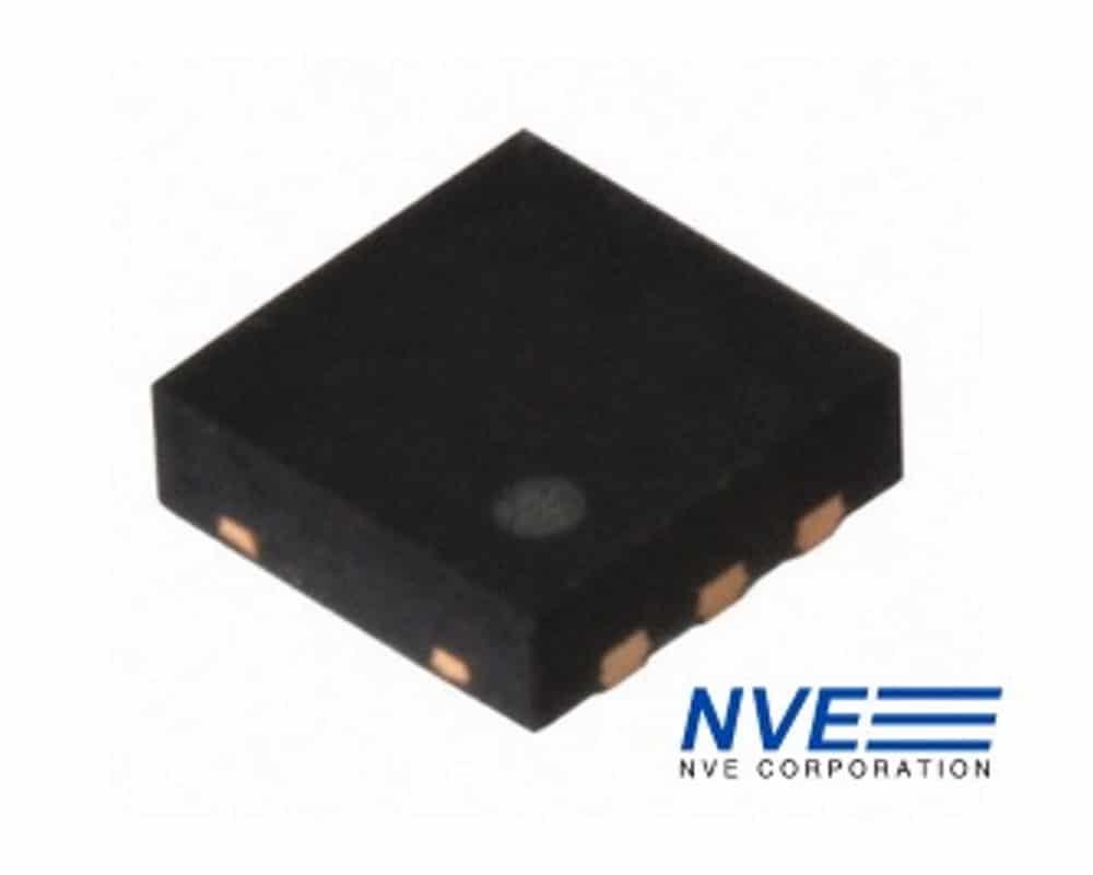 NVE TDFN6 package image