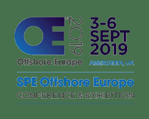 SPE Offshore Europe exhibition advert