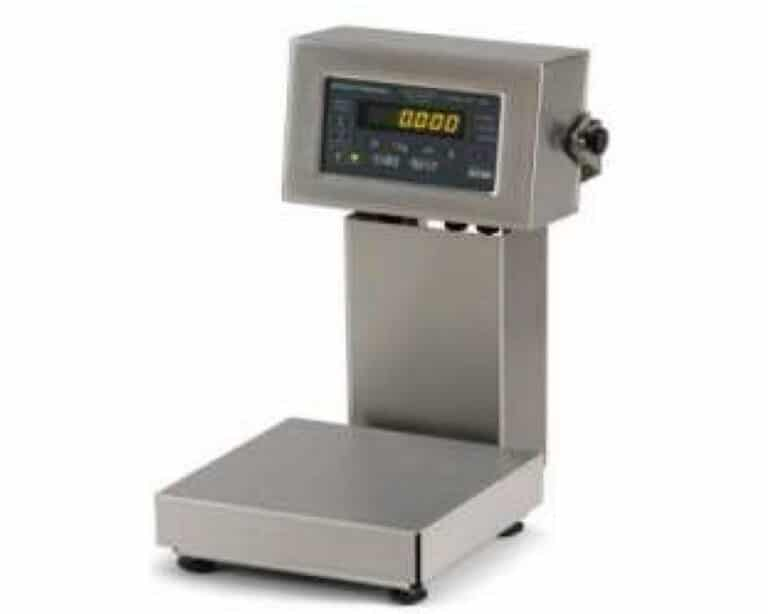 Image of eletronic scales