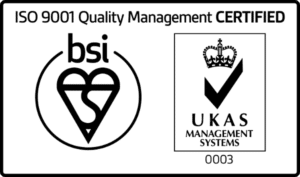 BSI Approved ISO 9001 Quality Mark