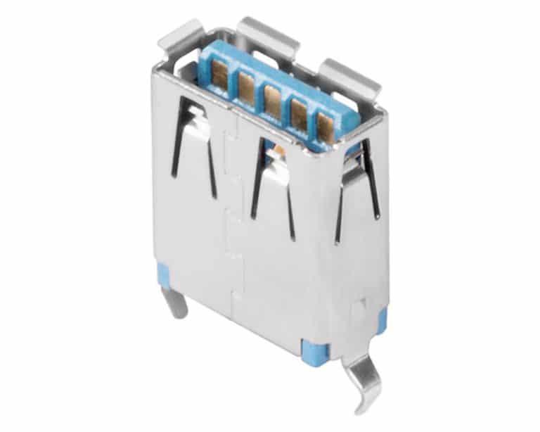 Weidmuller-USB3.0A-R1V-3.0N2-TY-BL-series