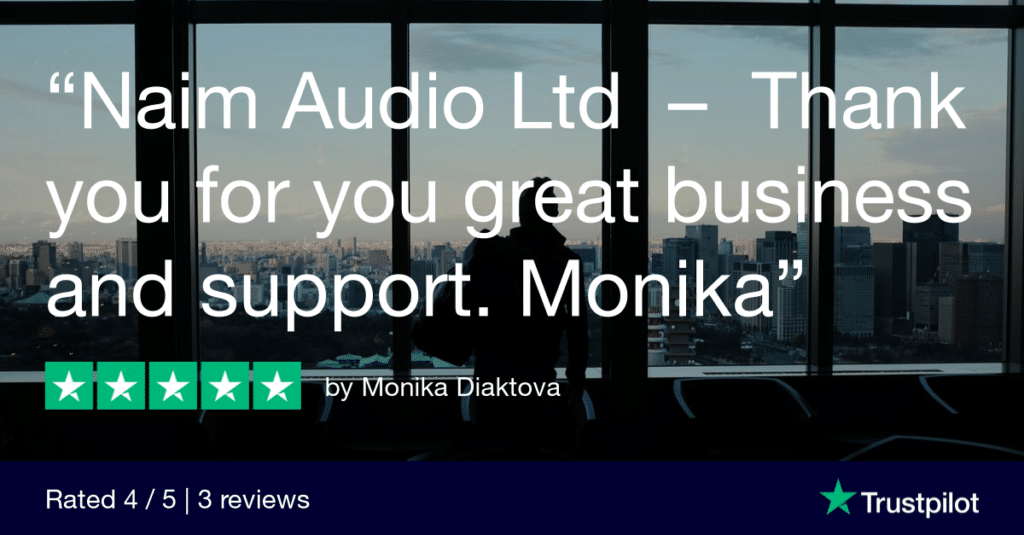 Trustpilot Review - Monika Diaktova