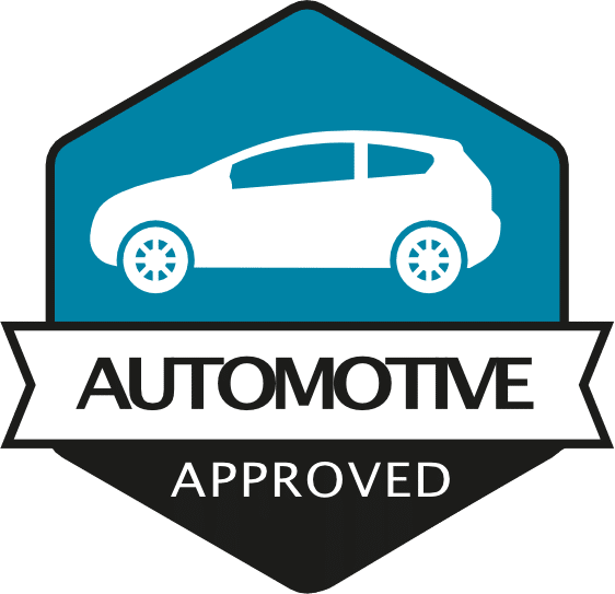 Rhopoint Automotive Approved Logo