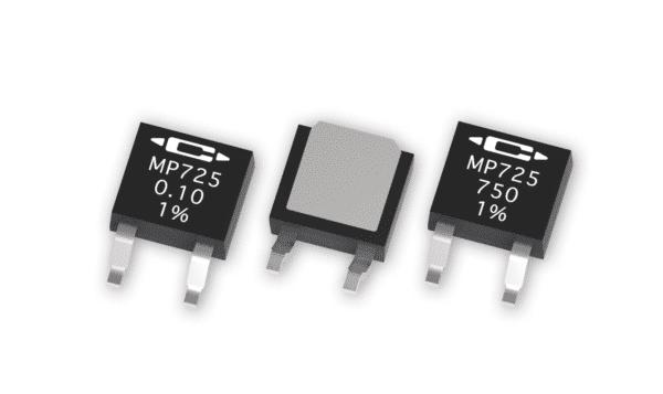 Caddock MP725 power film resistor