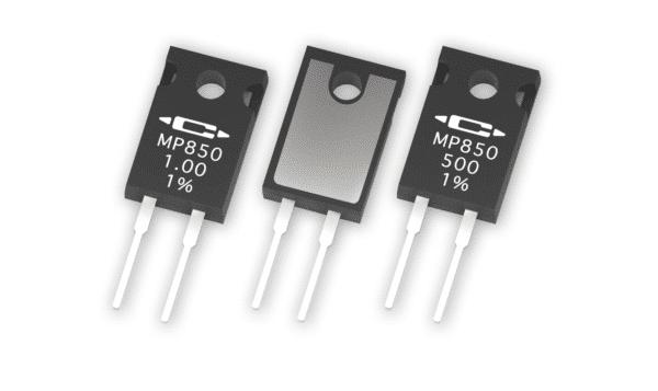 Caddock MP850 power film resistor
