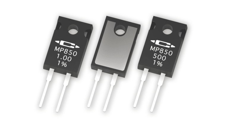 Caddock MP850 power film resistor
