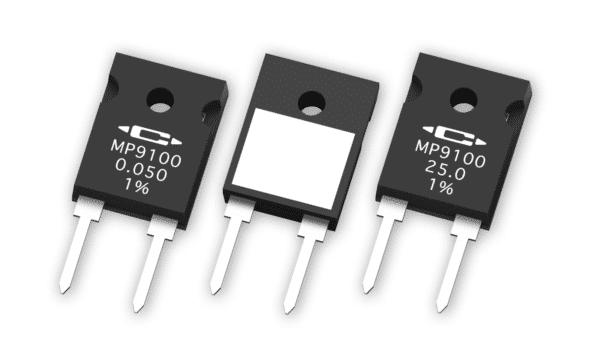 Caddock MP9100 power film resistor