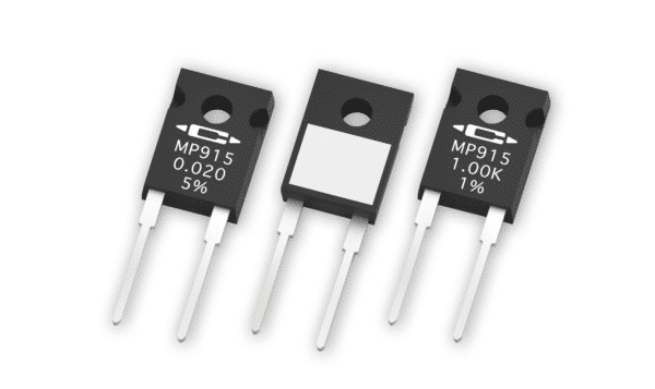 Caddock MP915 power film resistor