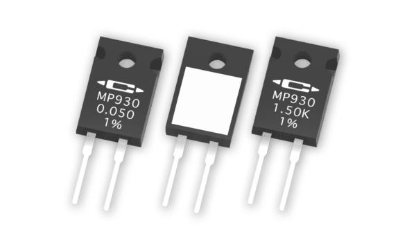 Caddock MP930 power film resistor