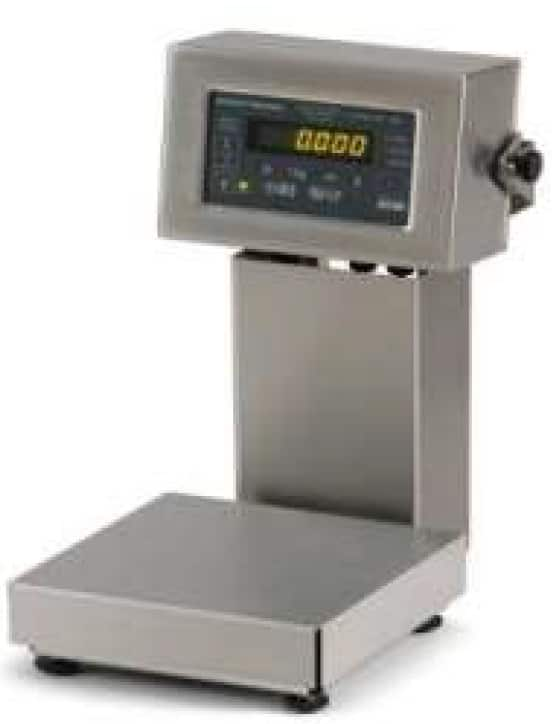 An image of high precision digital scales