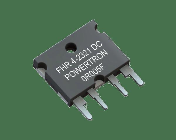 Powertron FHR 4_2321 Precision Power Shunt Resistor image